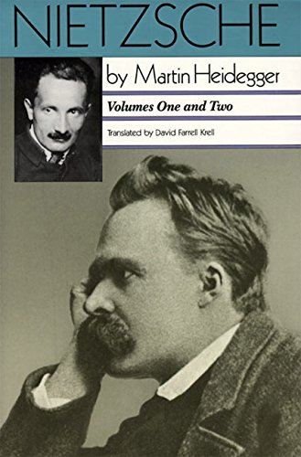 Nietzsche, Vol. 1: The Will to Power as Art, Vol. 2: The Eternal Recurrance of the Same