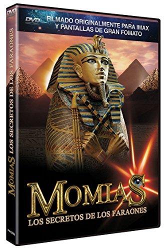 Mumien 3-D - Geheimnisse der Pharaonen (Mummies: Secrets of the Pharaohs, Spanien Import, siehe Details für Sprachen)