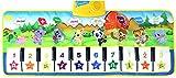 XINRUIBO Piano Mat, Music Mats Keyboard Dancing Mat Mat Electronic Touch Play Manta Musical Carpet 5 Modos Paly Modos Dance Pad, Regalo Ejecutivo Early For 3+ Years Boys Girls Piano Infantil