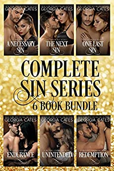 Complete Sin Series: A Necessary Sin, The Next Sin, One Last Sin, Endurance, Unintended, Redemption: A Mafia Romance Series by [Georgia Cates]