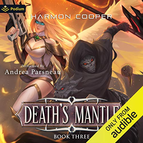 Death's Mantle 3 cover art