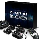 OPT7 LED Rock Lights 4pc -...
