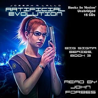 Artificial Evolution audiobook cover art