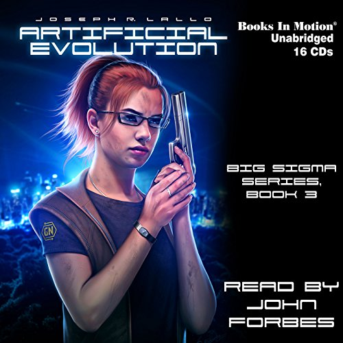 Artificial Evolution audiobook cover art