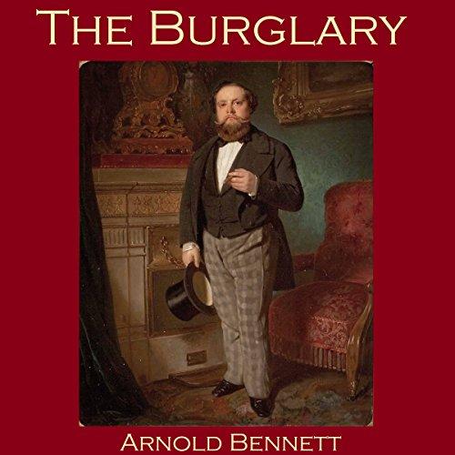 『The Burglary』のカバーアート