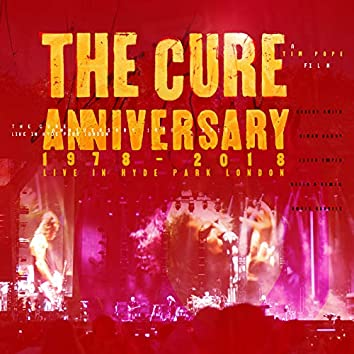Anniversary: 1978 - 2018 Live In Hyde Park London (Live)