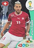 Copa Mundial de la FIFA 2014 Brasil Adrenalyn XL Valon Behrami Jugador utilitario