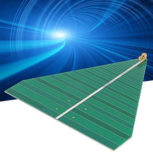 Log Periodic Antenna 50W 600-6000MHz Antena direccional de banda ancha de alta ganancia con buena disipación de calor