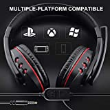 Zoom IMG-1 cuffie gaming per ps4 xbox