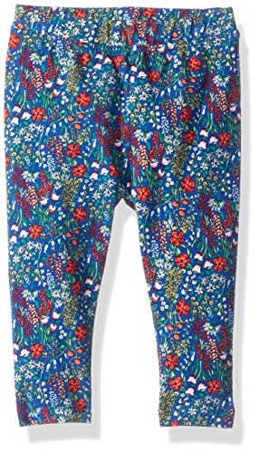 Gymboree Baby Girls Leggings, Flower Print, 12-18 Mo