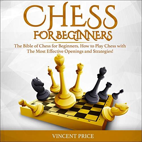 Chess for Beginners audiobook cover art