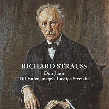 Strauss: Don Juan/Till Eulenspiegels Lustige Streiche