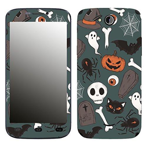 Disagu SF-106083_1212 Design Folie für Kazam Trooper X5.5 - Motiv Halloweenmuster 04