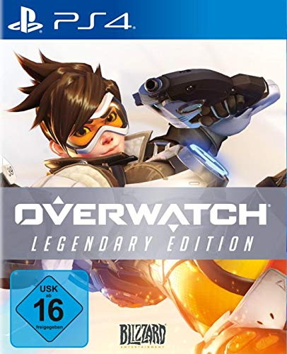 Overwatch Legendary Edition (PlayStation PS4)