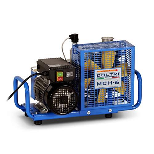 Atemluftkompressor 90 l/min E-Motor 230 V 232bar