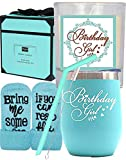 Birthday Gifts for Women, Women's Birthday Gift Box, Happy Birthday Gift Basket, Birthday Gift Ideas for Women, for Her, Wife, Aunt, Mom, Girlfriend, Sister, Friend, Daughter