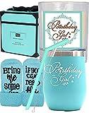 Birthday Gifts for Women,Women's Birthday Gift Box,Happy Birthday Gift Basket,Birthday Gift Ideas for Women,happy birthday candle,Gift Baskets for Women, Gifts for Women,Birthday Packs,Birthday Girl