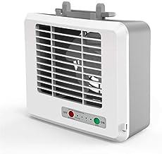 PNCS Aire Acondicionado Portátil Compacto y portátil, enfriamiento rápido, se Puede Agregar Agua, humidificador del Aire Acondicionado, Espacio Personal USB, Aire Acondicionado de Escritorio