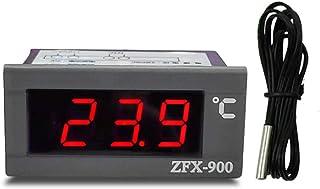 ZFX-900 inbäddad temperaturmätare Intelligent digital temperaturdisplaypanel för kylskåp med kylskåp