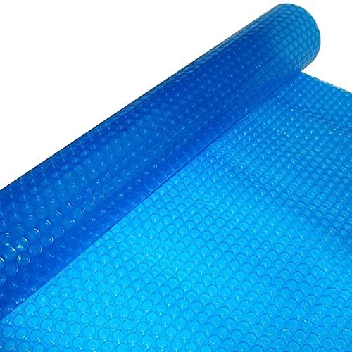 Cobertor Cubierta Fundas para Piscinas, Cubierta de manta solar rectangular para piscina, Cubiertas solares para piscinas enterradas, Cubiertas solares para piscinas sobre el suelo, Cubiertas para bañ