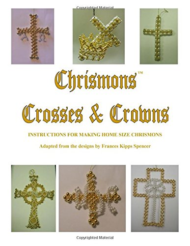 photograph relating to Chrismons Patterns Printable named Chrismon Ornaments Models Routines For By yourself