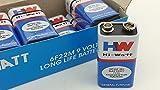 Hi-Watt 9v Battery (Set of 10)