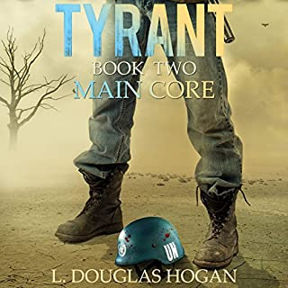 Tyrant: Main Core audiobook cover art
