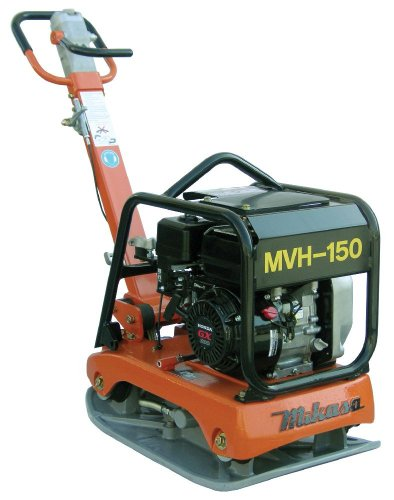 Learn More About Multiquip MVH150VGH Honda GX200 Reversible Plate Compactor, 17 Wide