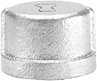 Anvil 8700132908, Malleable Iron Pipe Fitting, Cap, 2