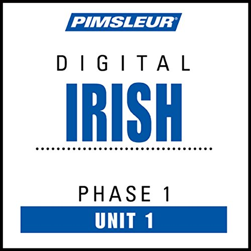 Irish Phase 1, Unit 01 cover art