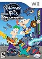 Phineas & Ferb Across the 2nd Dimension (輸入盤:北米)