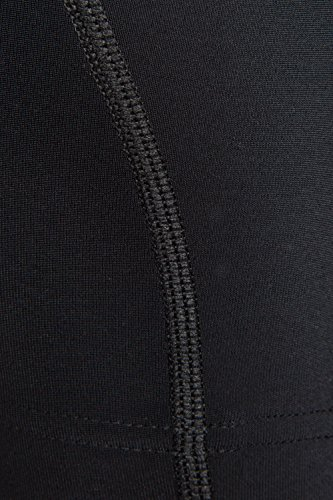 VAUDE Knielinge Knee Warmer, Black, XS, 03351 - 5