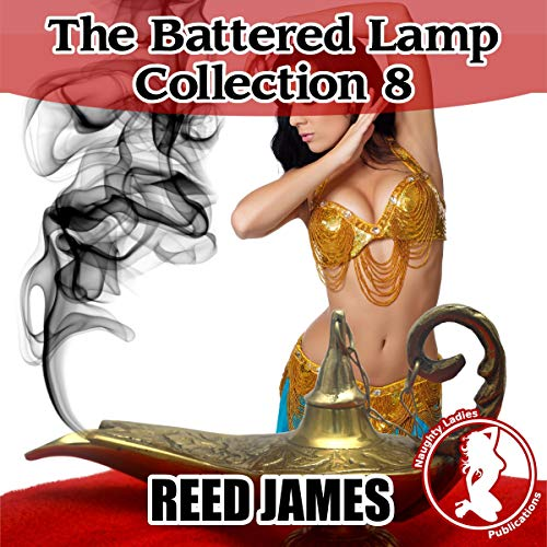 The Battered Lamp Collection 8 audiobook cover art
