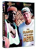 Los Blancos No La Saben Meter [DVD]