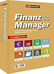Cover FinanzManager Deluxe