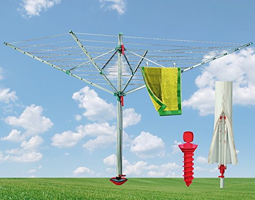 Blome Droogmolen Idea Complete - incl. grondanker en beschermhoes - 60m