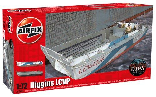 Airfix A02340 1/72 Higgins LCVP Modellbausatz