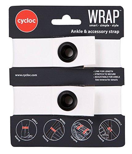 Cycloc Wrap Strap White