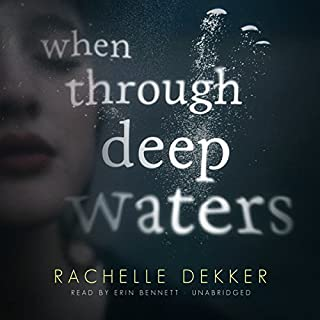 When Through Deep Waters audiobook cover art