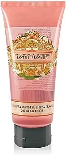 AAA Floral - Bath & Shower Gel (Lotus Flower) - 200 ml, 6.8 Fl Oz