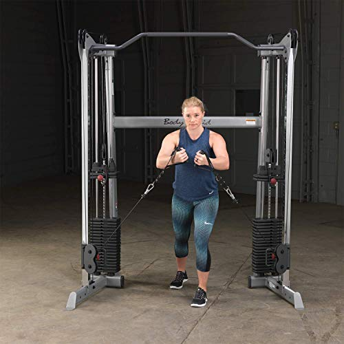 Product Image 4: Body-Solid GDCC200 Functional Training Center 200 for Weight Training, Home and Commercial Gym