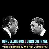 Duke Ellington & John Coltrane:The Stereo & Mono Versions [Vinilo]