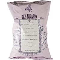 San Nicasio Patatas Fritas [Pack 14 x 150 g] en Aceite de Oliva Virgen Extra con Sal Rosa del Himalaya
