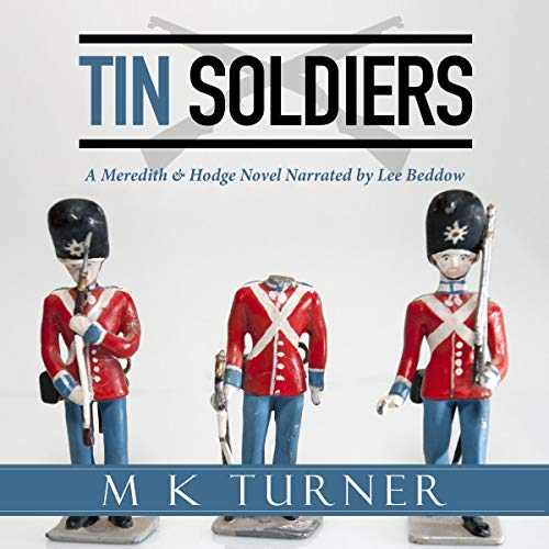 Tin Soldiers  By  cover art