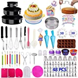 Cake Decorating Supplies 2020 Upgrade 460 PCS Baking Set with...