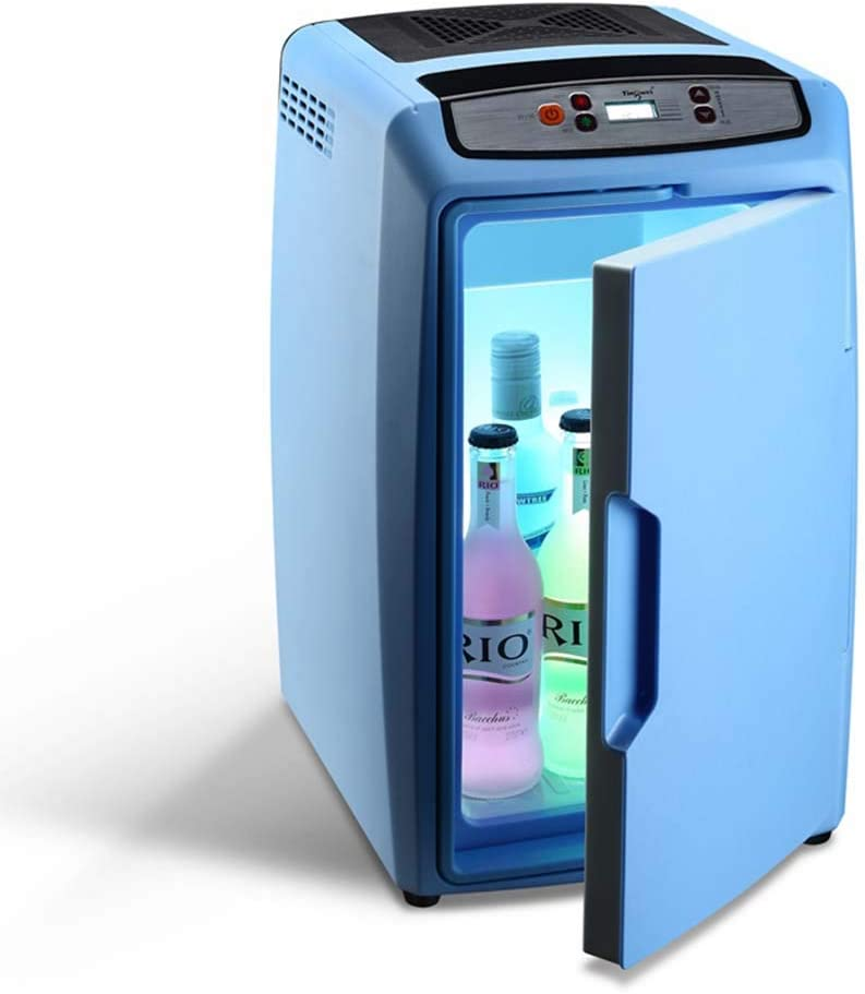 Flashing Mobile Selling and selling Limited price Car Refrigerator 18l Dual-Use H Vertical