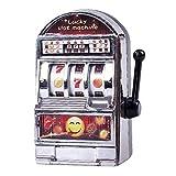 Kenyaw Mini Obst Slot Maschine Glück Jackpot Arcade One Armed Bandit Slot Fruit Maschine Spardose...