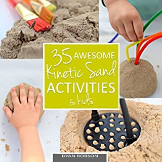 35 Awesome Kinetic Sand Activities for Kids