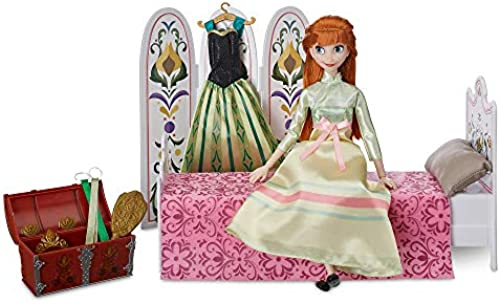 Disney Anna Classic Doll CGoldnation Day Play Set - Frozen