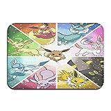 Zerbino grande con puzzle, motivo: Pokémon